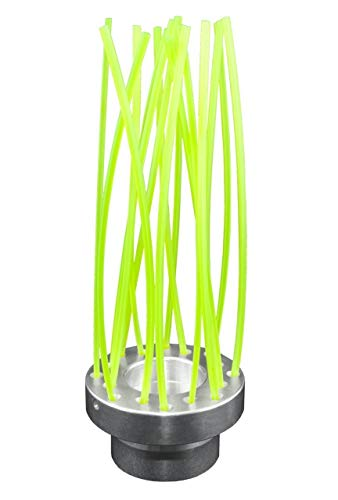 16Drähte–Druckkopf–Bürste Universal Aluminium Multidraht für Motorsense