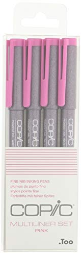 COPIC - Multiliner Set SAKURA - 4 Stück