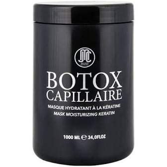Botox capillaire 1000mL Jean-Michel Cavada