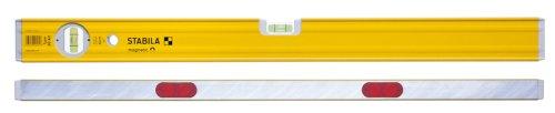 STABILA Wasserwaage Type 80 AM, 120 cm, mit Seltenerd-Magnetsystem