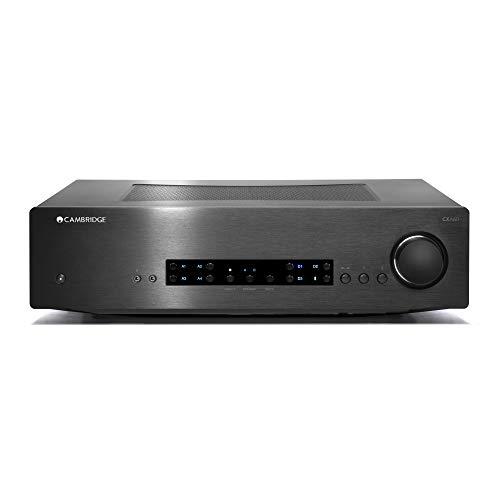 CXA60 de Cambridge Audio: Amplificador Integrado de 60 W, con DAC Incorporado.