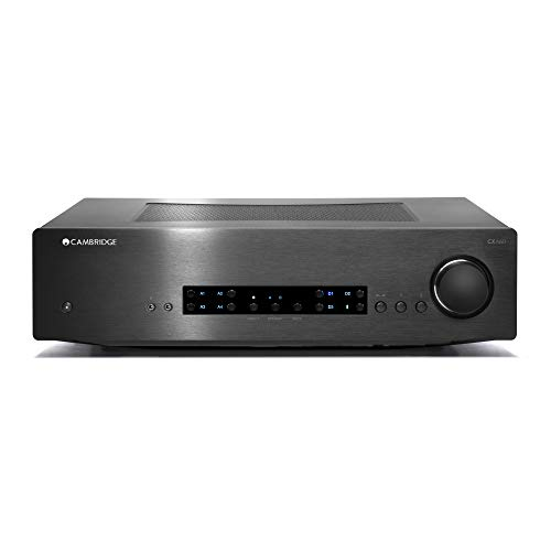Cambridge Audio - CXA60 Integrated Amp (Black)