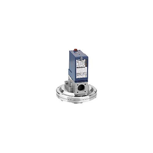 Schneider Electric XMLA001S2S11 Druckschalter, 1 bar, elektromechanisch, 1 bar Hydrauliköle, Süßwasser, Meerwasser, Luft, korrosive Flüssigkeiten
