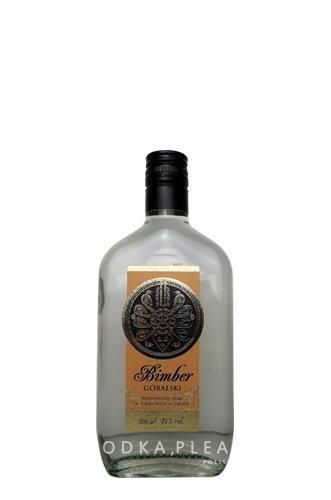 Bimber Góralski | Moonshine-Wodka | Wodkaspezialität | Trendwodka | 45%, 0,5 Liter