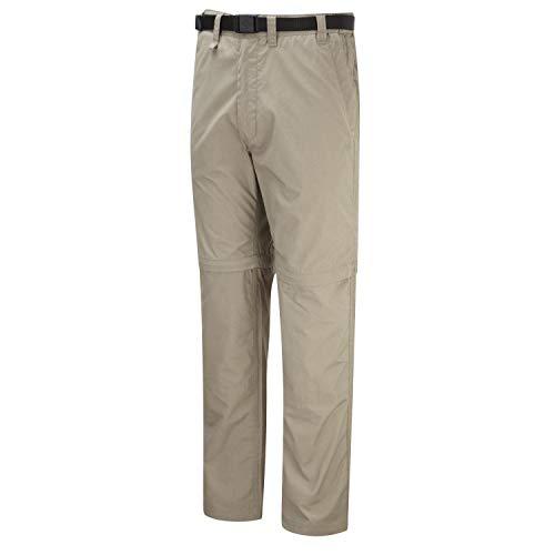 Craghoppers Kiwi Pantalon zippé pour homme, Marron, , 44 ( Taille Fabricant: 30L)