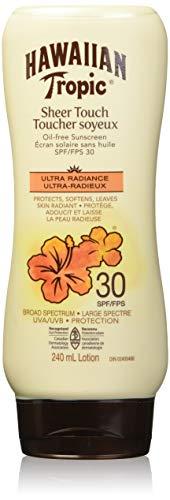 Hawaiian Tropic Sheer Touch Sunscreen Lotion SPF 30, 240ml