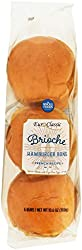 Whole Foods Market Brioche Hamburger Bun, 10.6 OZ