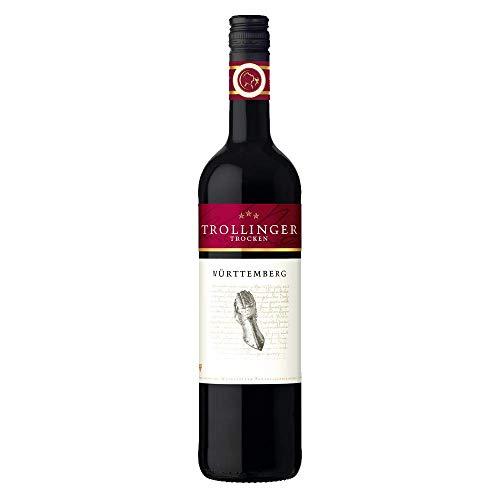 Württemberger Wein Trollinger QW trocken EISERNE HAND (1 x 0.75 l)