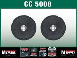 GermanMaestro CC 5008 2 Voies Coaxial (Inst. vers.) 2 Ohms 5,25/13 cm