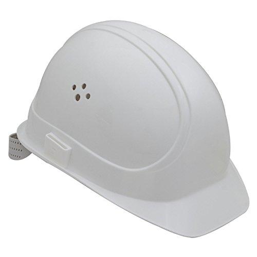 VOSS CAP SCHUTZHELM Inap-Master 6 Weiß Polyethylen