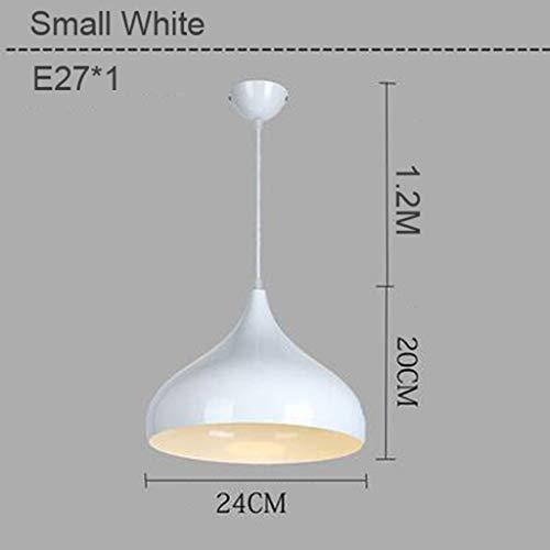Tafellamp Hanglampen Aluminium Kleur Lampenkap Geschilderde Stijl Eettafel Hanger Lamp Indoor Verlichting