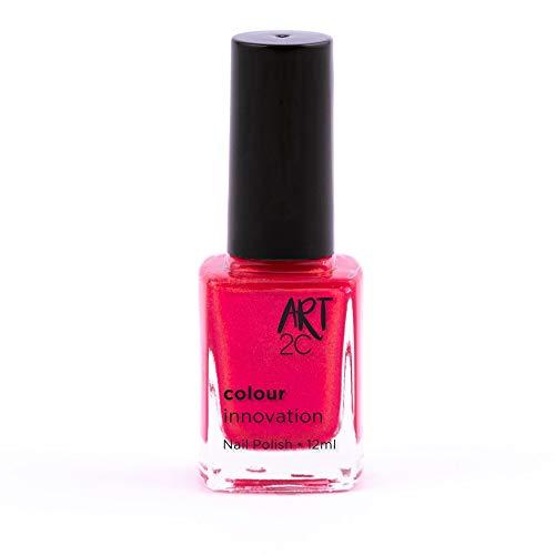Art 2C - Vernis à ongles, finition classique disponible en 96 couleurs, 12 ml, Couleur : 949 Fearless