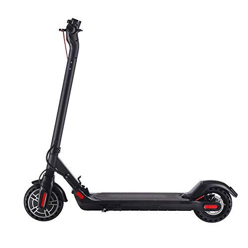 Scooter eléctrico, motor de 350 vatios / batería 7.5Ah, 3 segundos de 3 segundos, puerto USB, 3 engranajes con velocidad máxima de 28km / h, scooters de patada eléctrica for adultos y adolescentes