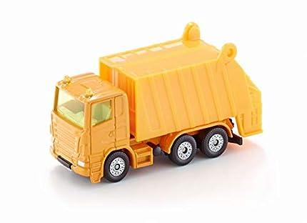 SIKU- Blister 0811-Camión de Basura, Color surtido (0811)