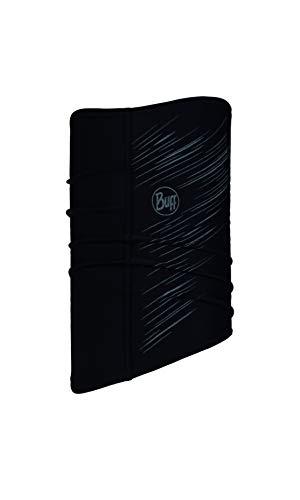 Buff R_Black Cache-Cou Tech Polar réfléchissant Noir FR : Taille Unique (Taille Fabricant : Taille One sizeque)