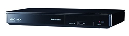 『パナソニック ブルーレイプレーヤー 4Kアップコンバート対応 DMP-BDT180-K ネット動画 (YouTube, Netflix)対応』の1枚目の画像