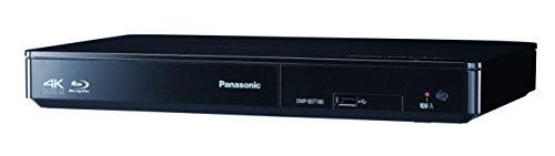 パナソニック ブルーレイプレーヤー 4Kアップコンバート対応 DMP-BDT180-K