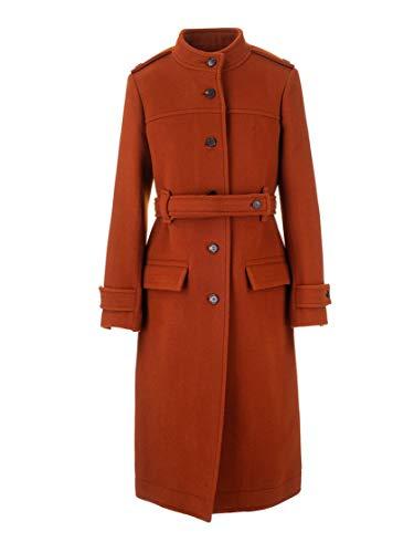 Chloé Luxury Fashion Damen CHC19AMA03072844 Rot Polyamid Mantel | Herbst Winter 19