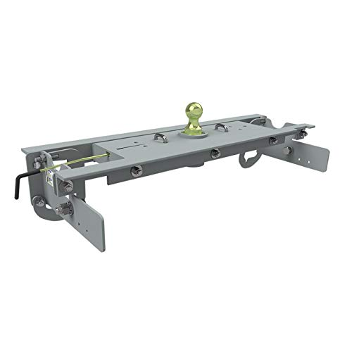 B&W Trailer Hitches Turnoverball 1108 Ford and F-450 Gooseneck Hitch