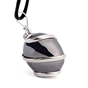 Raw Shungite Neutralizer Pendant Necklace - EMF Shield and Bad Energy Protection