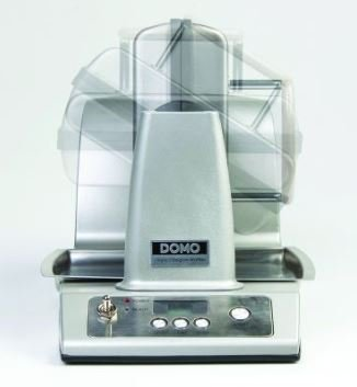 Domo DO-9043W Gaufrier Semi-Professionnel Automatique Inox 1400 W