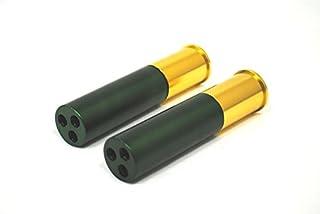 華山 MAD MAX マッドマックス ライフル ガスショットガン用 ガス ショットシェル 6mm BB弾用 2本セット NEW バージョン