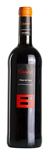 Ébano Vino - Paquete de 6 x 750 ml - Total: 4500 ml