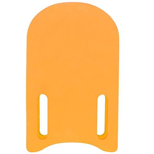 SALUTUYA Material de EVA para Tabla de Patadas de natación, para práctica de natación(Orange)