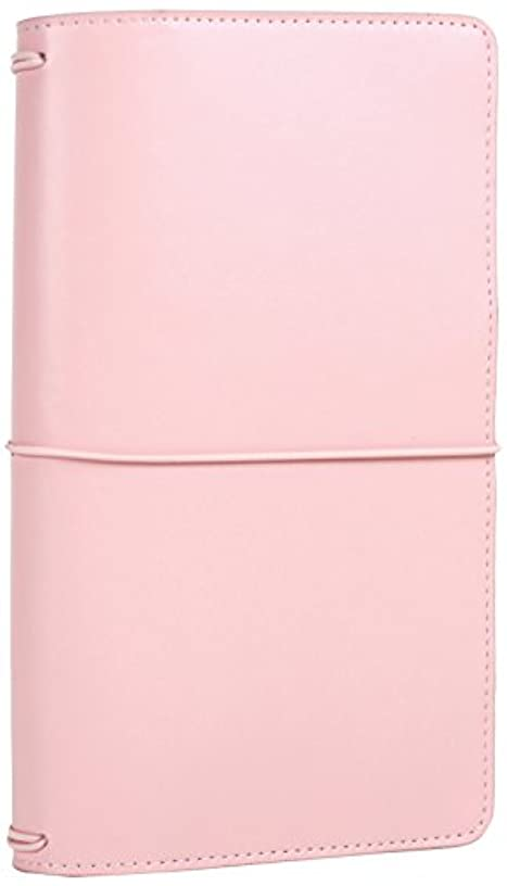 Echo Park Paper Company Travelers Notebook -Pink
