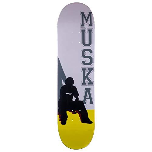 Shorty's Skateboard Deck Muska Silhouette 7.75
