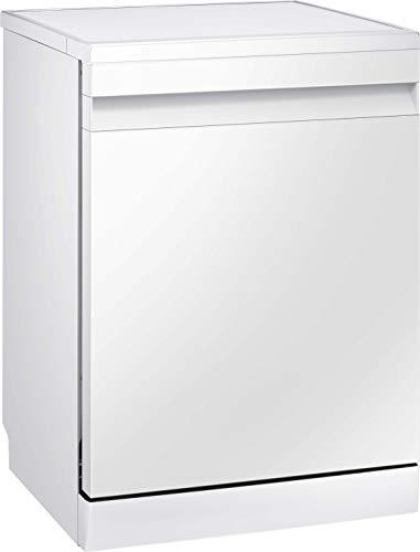 Samsung DW7500 DW60R7040FW/EC Freistehender Geschirrspüler/Breite 59,80 cm / 13 Maßgedecke/A+++ / Automatische Türöffnung/Leise-Funktion/Hygiene-Funktion/Weiß