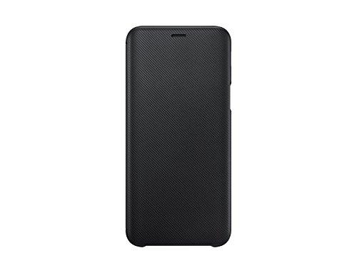 Samsung EF-WJ600 Wallet Cover für Galaxy J6 Schwarz