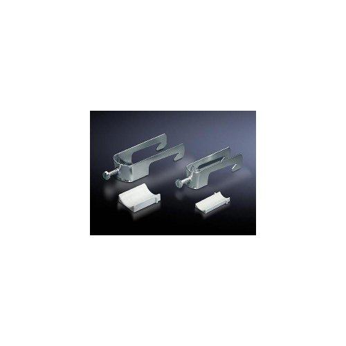 RITTAL Winkeleisenschellen f. Kabelabfangschiene Fuer Kabeldurchmesser 46-50 mm