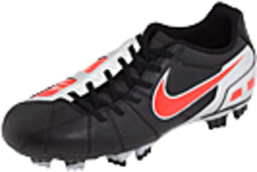 Nike Jr Total90 Shoot III FG, negro (Negro), 2.5