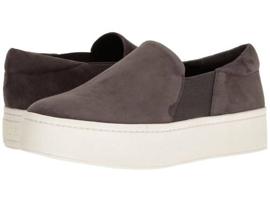 我慢する周り古くなったVince(ヴィンス) レディース 女性用 シューズ 靴 スニーカー 運動靴 Warren - Steel Suede 9 M [並行輸入品]