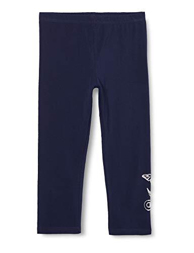 Desigual Mädchen Platon Leggings, Blau (Navy 5000), 140 (Herstellergröße: L)