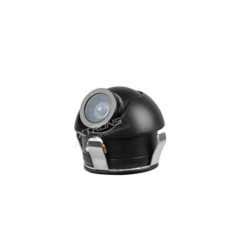 XTRONS Rückfahrkamera 170° Weitwinkel Wasserdichte 360 ° Rotation Auto Kamera Einparkshilfe