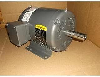 BALDOR-RELIANCE M1221T 1-1/2 -.67 HP INDUSTRIAL MOTOR 460/60/3 RPM:1725/1140 2-SPEED