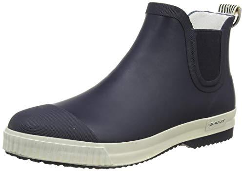 GANT Footwear Damen Mandy Stiefeletten, Blau (Marine G69), 39 EU