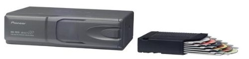 Pioneer CDX-P 670 CD-Player / -Wechsler Autoradio