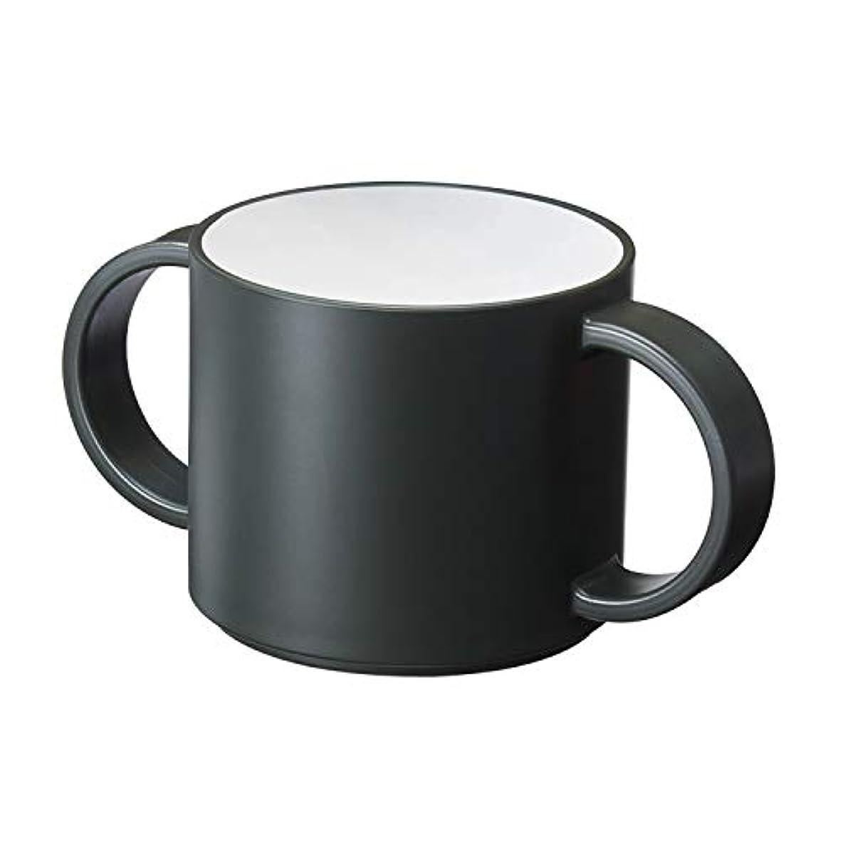 側面バンケット設計図キッズマグ/tak キッズディッシュ タック ワンサイズ (ブラック)