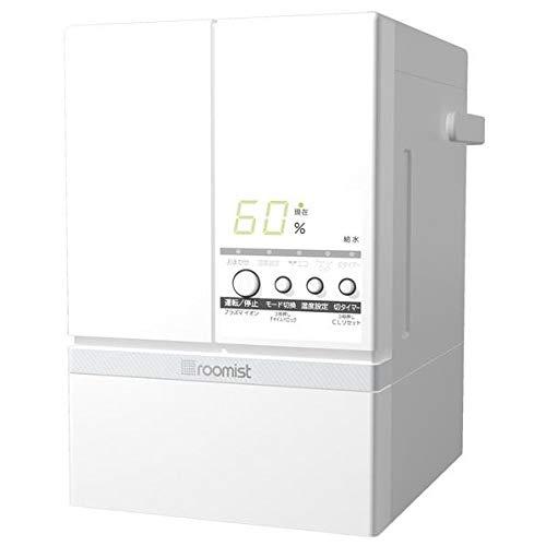 三菱重工 [roomist スチームファン蒸発式加湿器 ピュアホワイト] SHE60TD-W