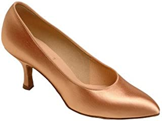 Supadance 1003 Ladies' Court Shoe with a 2.0