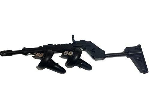 LDJ VR Game Stable Shooting Controller Holder, Schießspiel Waffenständer Mit Schultergurt, Geeignet Für Oculus Quest1