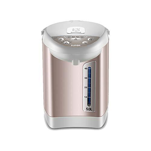 CWYPC Heißwasserspender, Thermopot Teekocher Elektrisch Wasserspender Instant Hot Teemaschine Dispender Mit Kindersicherung Perfekt Für Tee Babynahrung