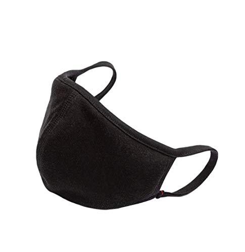 YSN Home Collection Mundschutz Maske aus 100% Baumwolle Made in Europa, Kälteschutz Gesichtsmaske, Staubdichte Maske I Gesichtsbedeckung (1)