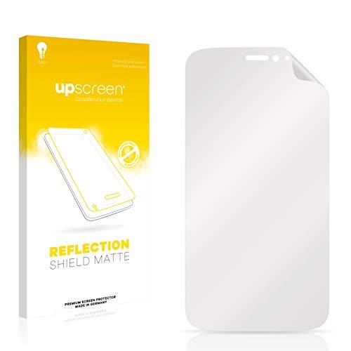 upscreen Entspiegelungs-Schutzfolie kompatibel mit Wiko Darkside – Anti-Reflex Bildschirmschutz-Folie Matt
