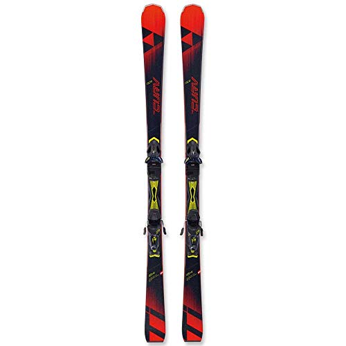 fischer Pack skis RC4 The Curv Ti + RC4 Z11 Powerrail