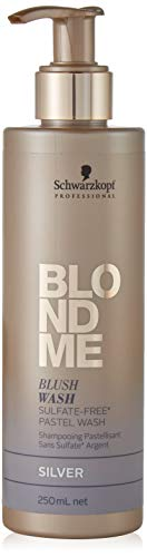 SK BlondMe Blush Wash Silber 250ml