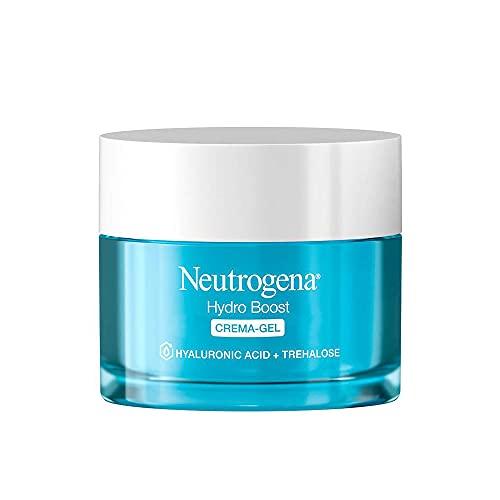 Neutrogena Hydro Boost - Crema Gel Idratante Viso per Pelle Secca, 50ml